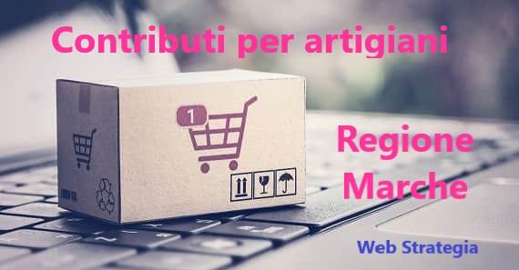 Contributi per digitalizzazione artigiani ecommerce siti web